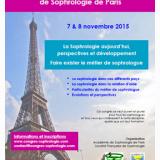 Congrès international de la sophrologie, Paris